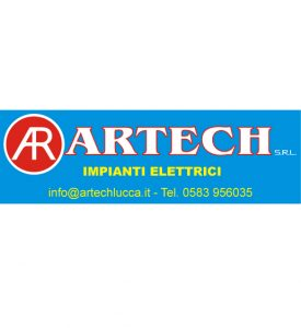 Artech sponsor di Lucca Bimbi