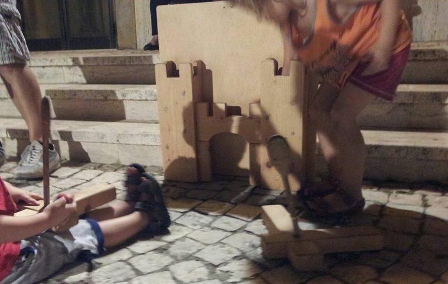 Giochi di una volta - Lucca Bimbi