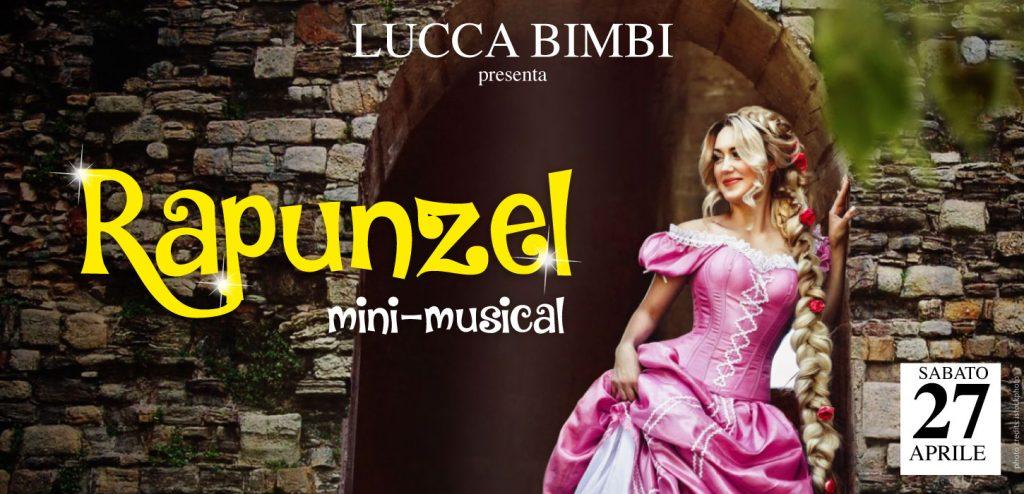 minimusical_rapunzel lucca bimbi