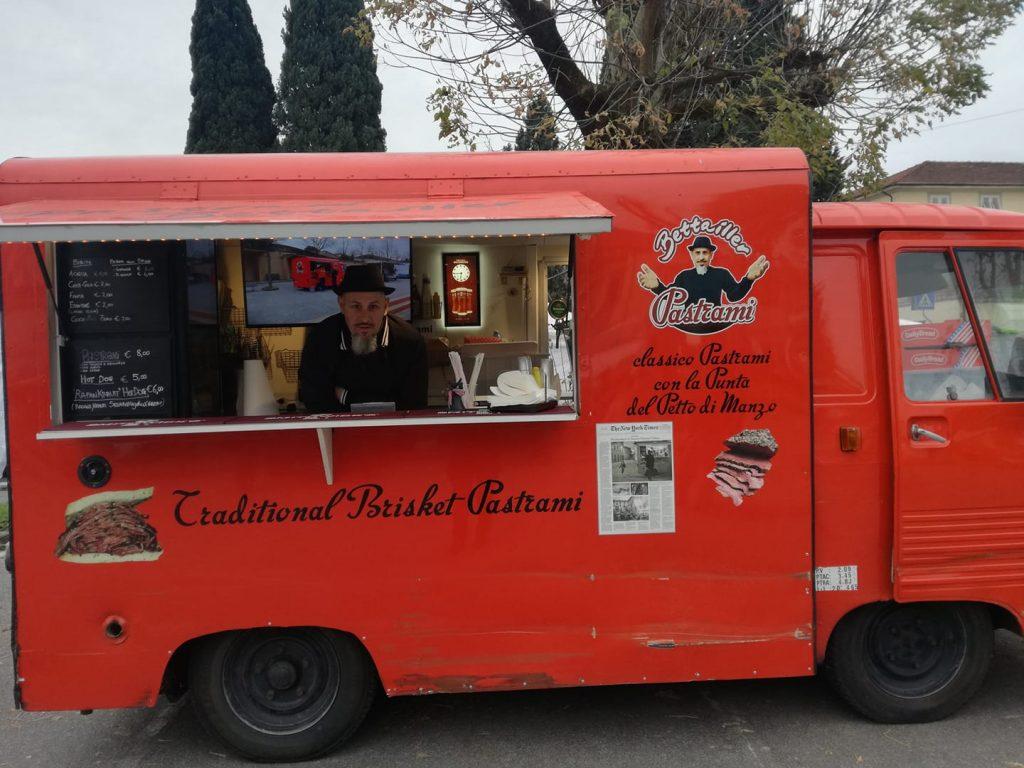 Pastrami street food Lucca Bimbi