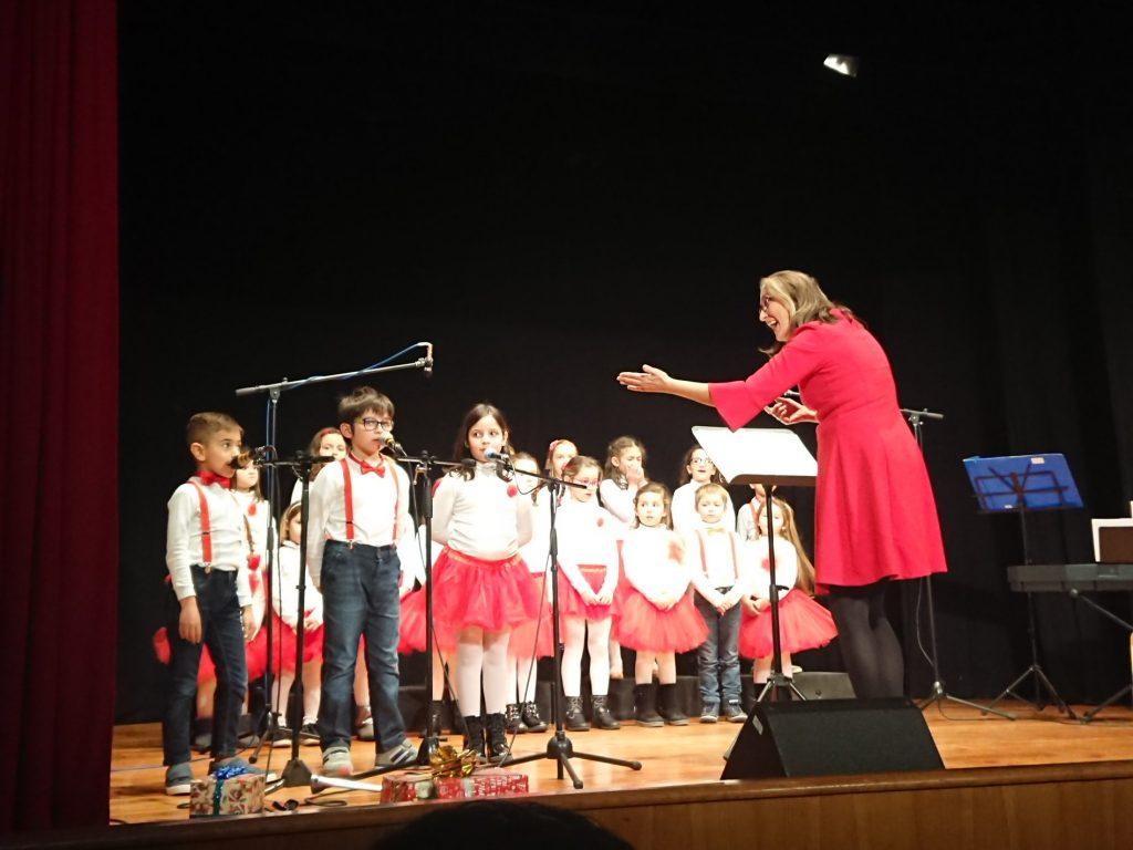Coro canzoni dello Zecchino Lucca Bimbi