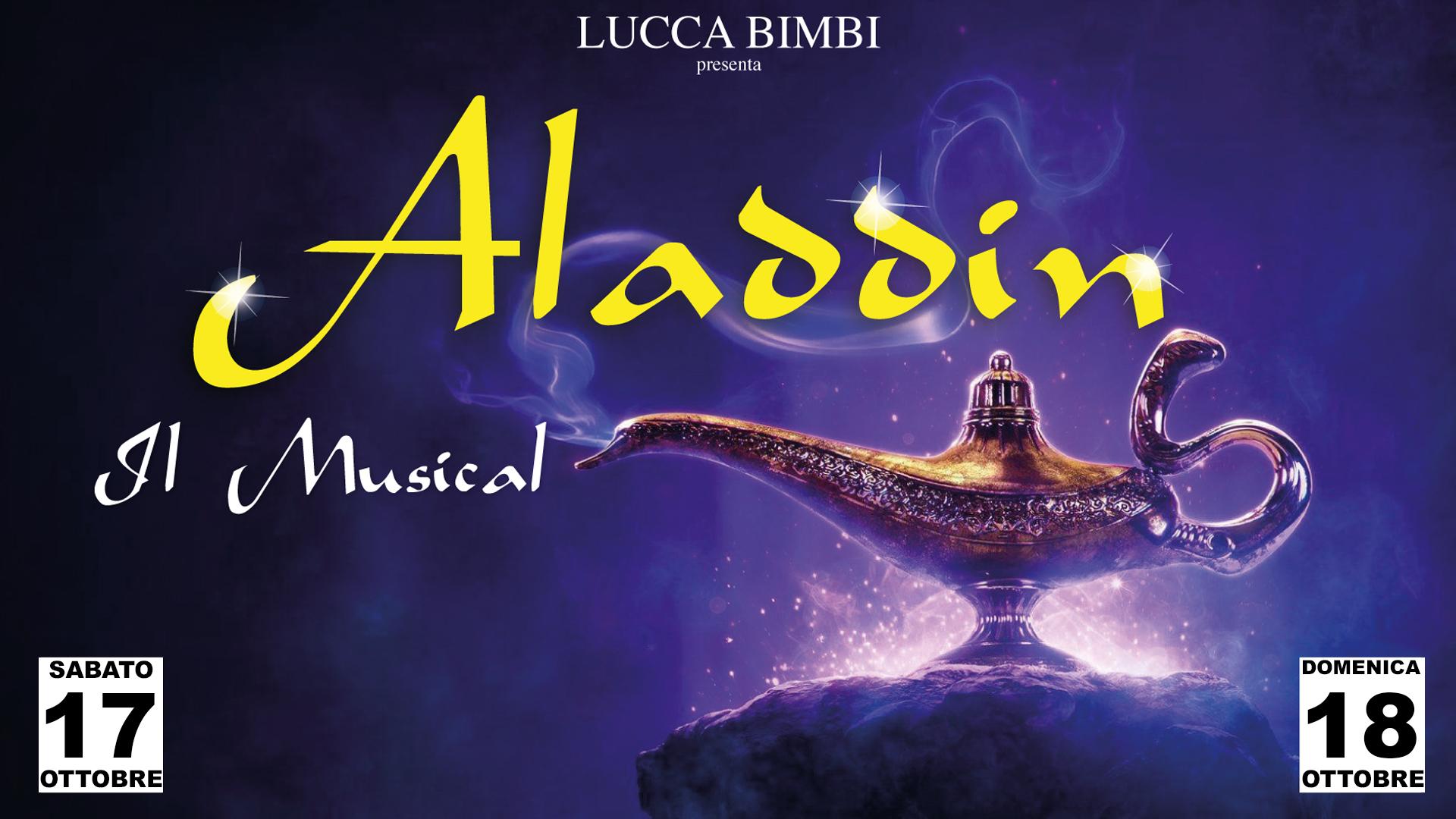 Lucca Bimbi 2020 Alladin