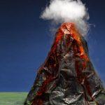 Eruzione vulcanica Lucca Bimbi - area scientifica