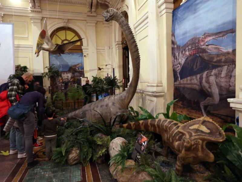 Lucca Bimbi 2020 Dinosauri
